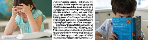 Дислексія – порушення процесу читання