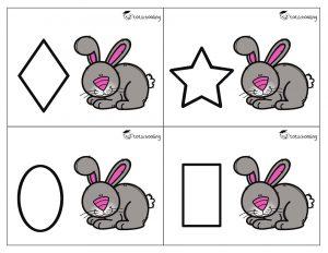 """Логопедична гра """"Зайченята""""   SMARTY"""