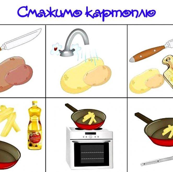 "Логопедична гра ""Готуємо разом"" – логопед Дарья Левченко | SMARTY"